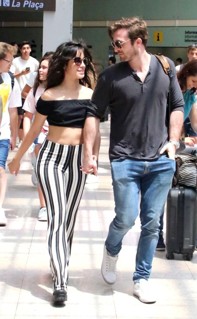 Camila Cabello, Matthew Hussey