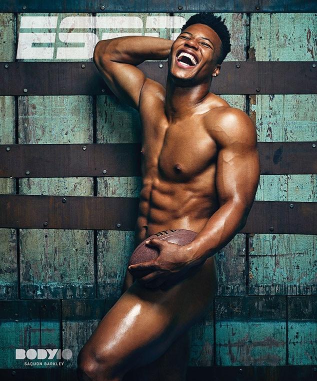 Athletes Pose Naked for ESPN The Magazines Body Issue