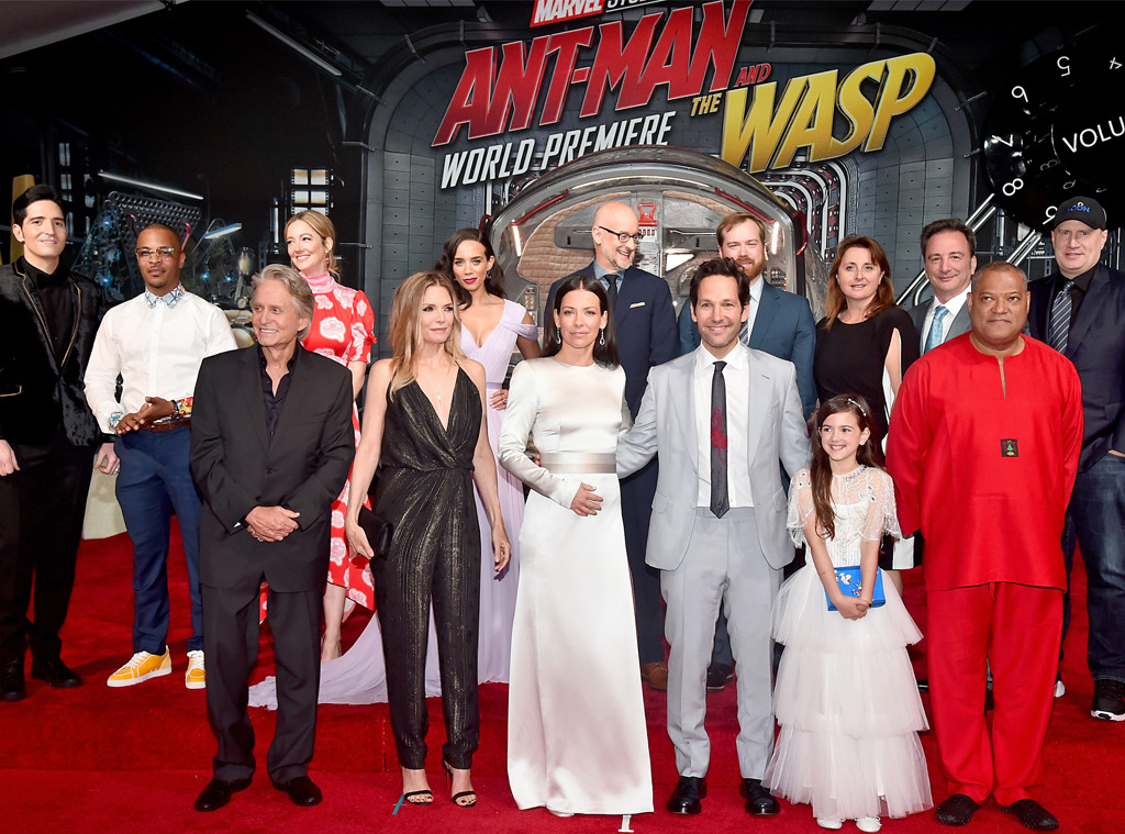 Michelle Pfeiffer 30 >> Ant-Man and the Wasp: Inside the Star-Studded Premiere | E! News