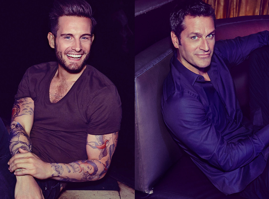Nico Tortorella, Peter Hermann, Younger