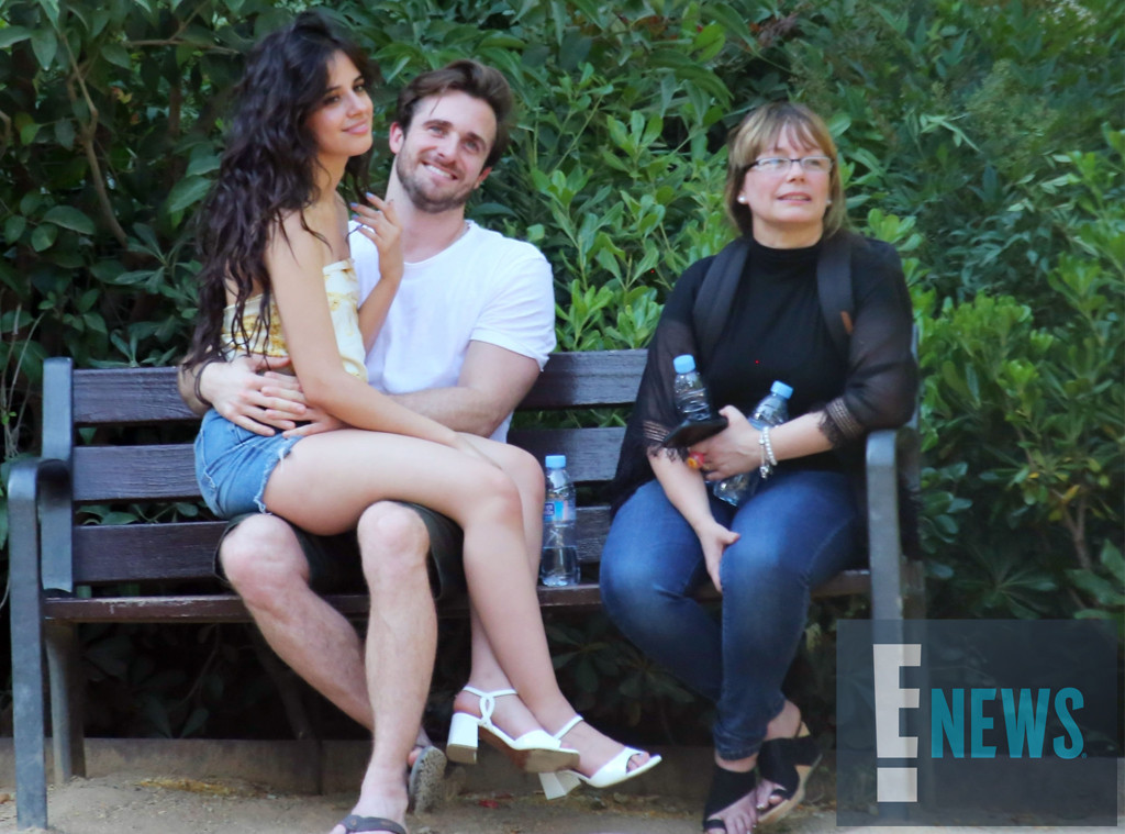 Camila Cabello, Matthew Hussey, EXCLUSIVE