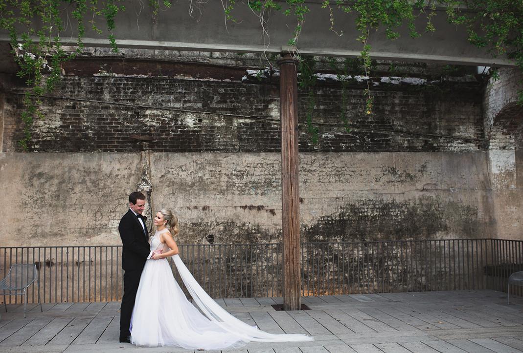 Emma Freedman, Charlie Rundle, Wedding
