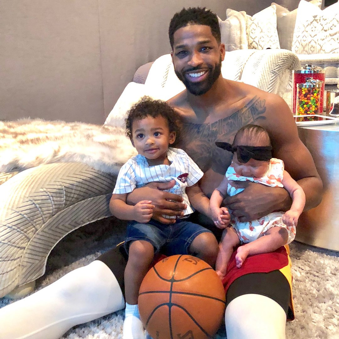 Tristan Thompson, True Thompson, Prince Thompson, Instagram
