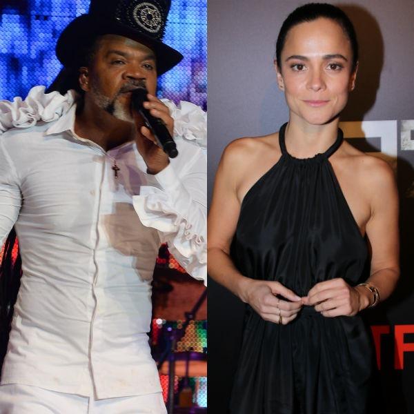 Carlinhos Brown, Alicia Braga