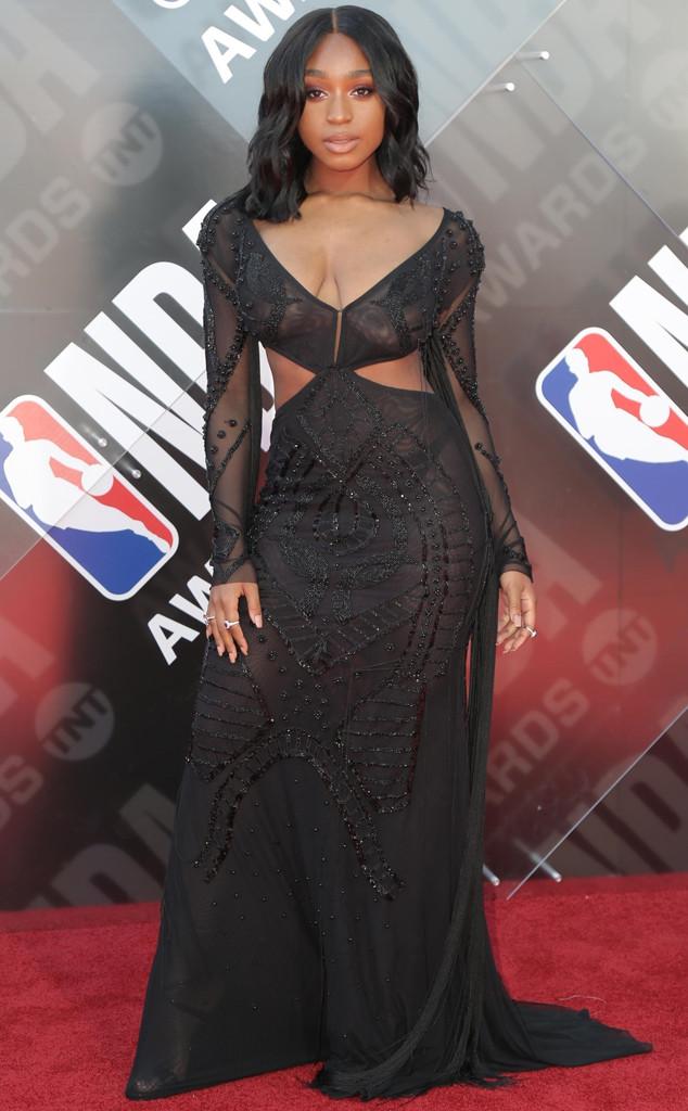 Normani Kordei, NBA Awards