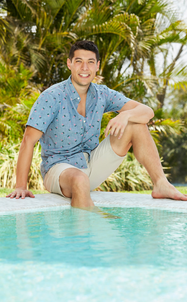 John Graham, Bachelor in Paradise, Season 5
