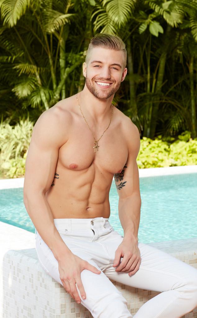 Nick Spetsas, Bachelor in Paradise, Season 5