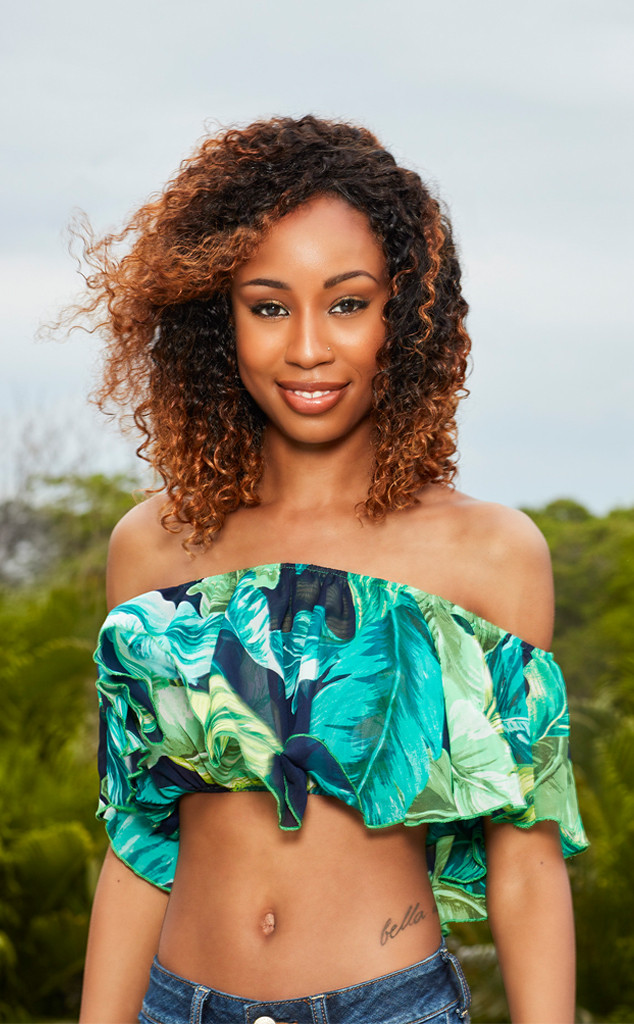 Nysha Norris, Bachelor in Paradise, Season 5