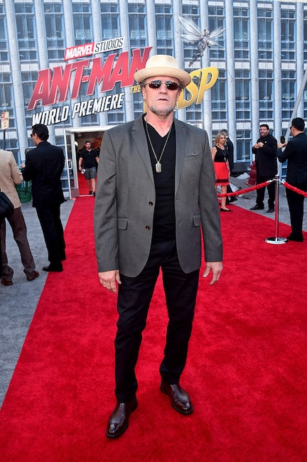 Michael Rooker, Ant-Man and the Wasp Premiere