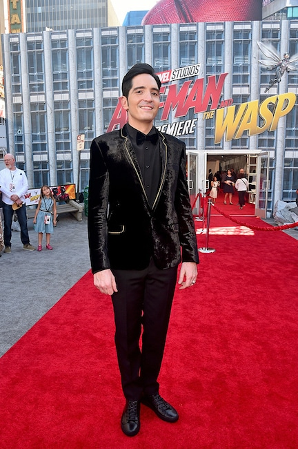 David Dastmalchian, Ant-Man and the Wasp Premiere