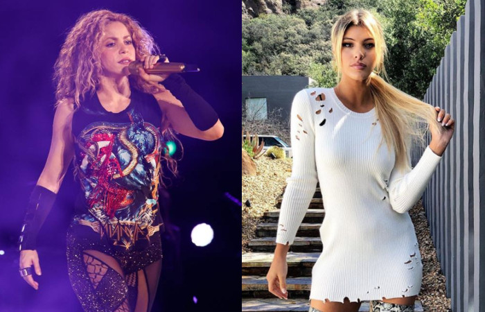 Shakira, Lele Pons
