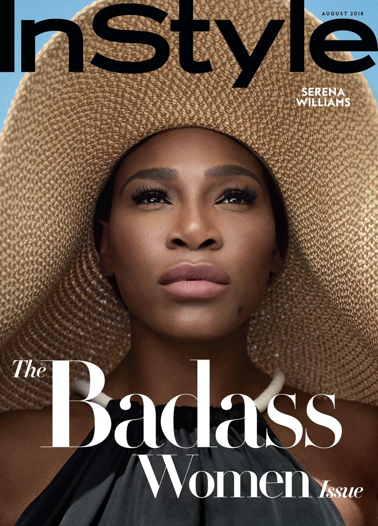 Serena Williams, Instyle