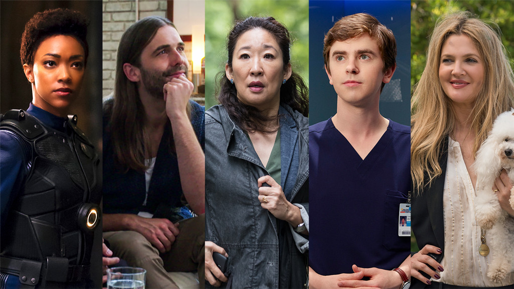 Summer TV, Star Trek: Discovery, Queer Eye, Killing Eve, The Good Doctor, Santa Clarita Diet