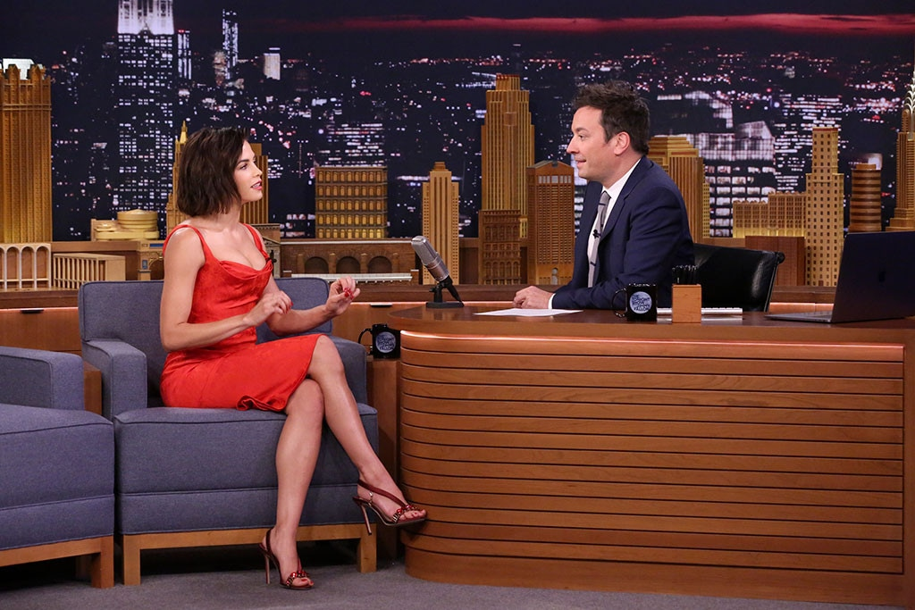 Jenna Dewan, The Tonight Show