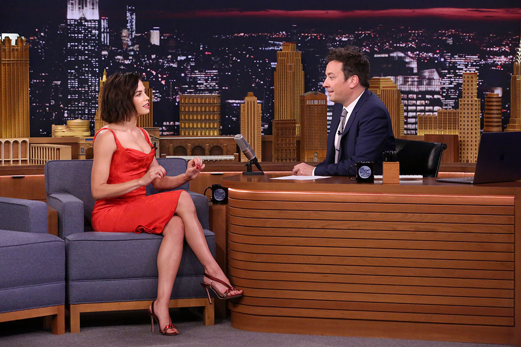 Jenna Dewan, The Tonight Show