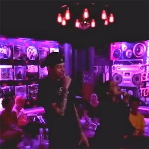 Pete Davidson, Ariana Grande, Karaoke, Birthday Party