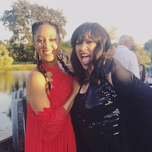 Tamera Mowry, Jackee Harry, Instagram