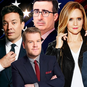 Late Night Hosts, Politics