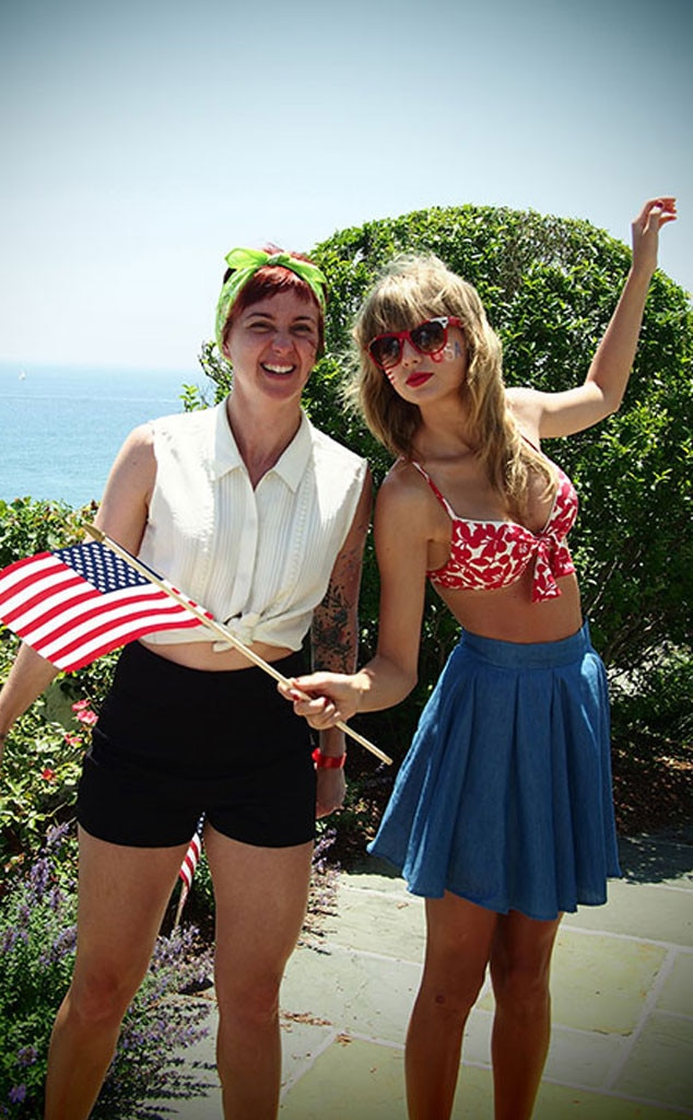 Taylor Swift, 4th of July, Style