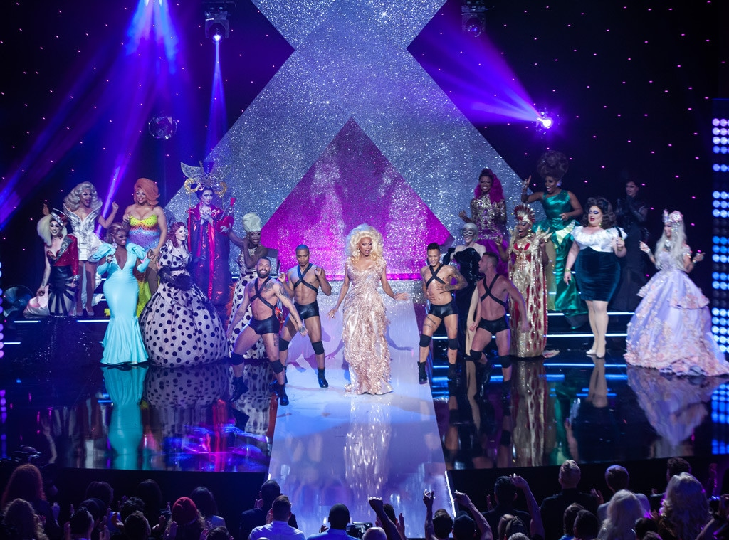RuPauls Drag Race Season 10 Finale