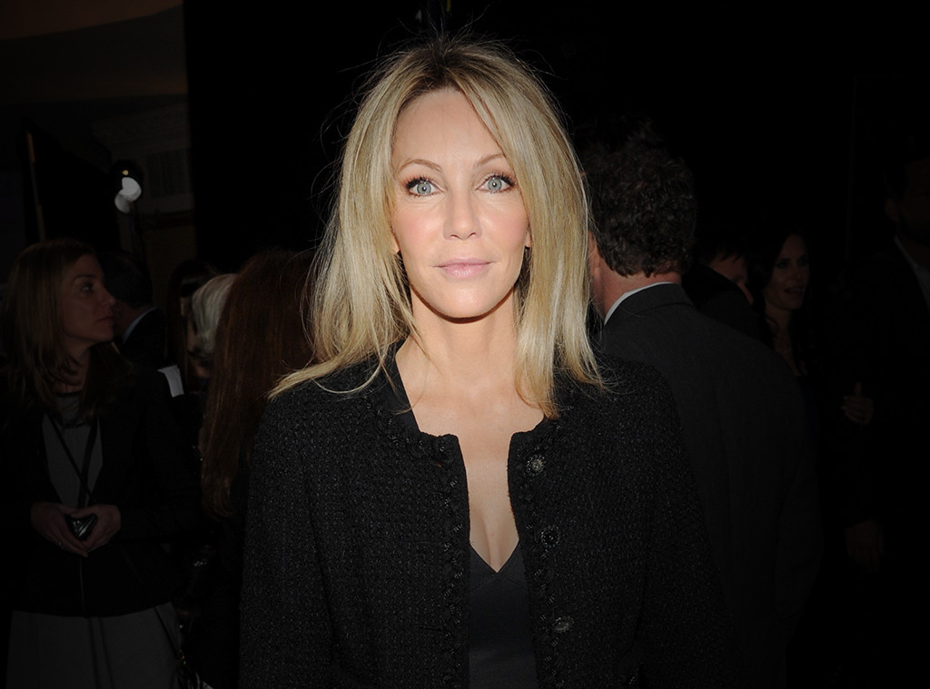 Heather Locklear Returns to Rehab 6 Months After Psychiatric Hospitalization