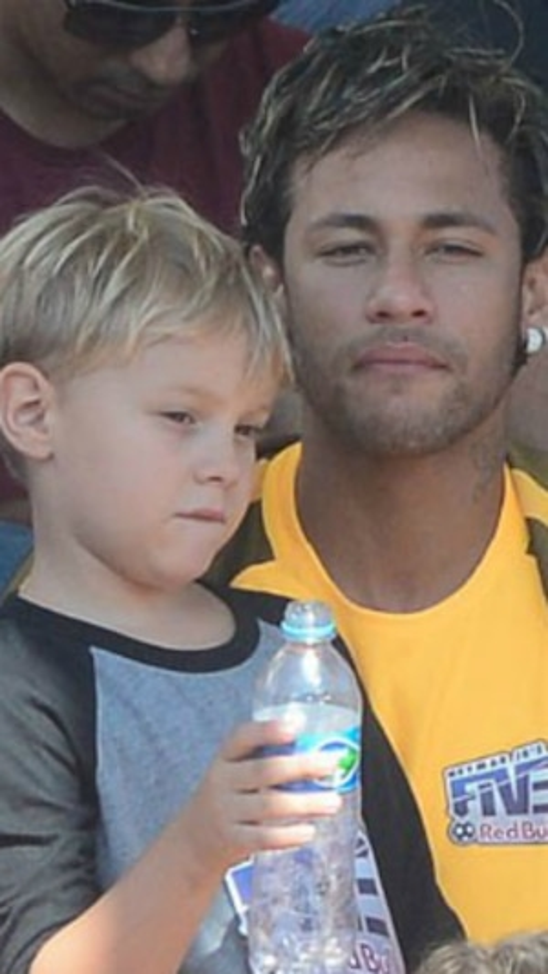 Neymar, Davi Lucca