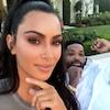 Tristan Thompson, Kim Kardashian, Khloe Kardashian, Instagram
