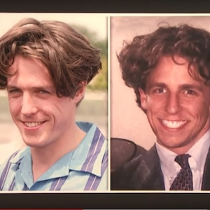 Hugh Grant, Seth Meyers, Look-Alikes, Late Night With Seth Meyers