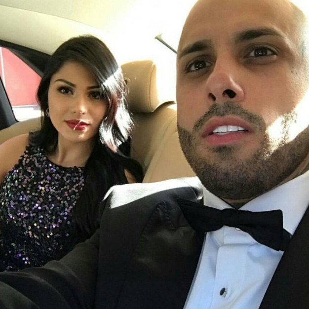 Nicky Jam, Angelica Cruz