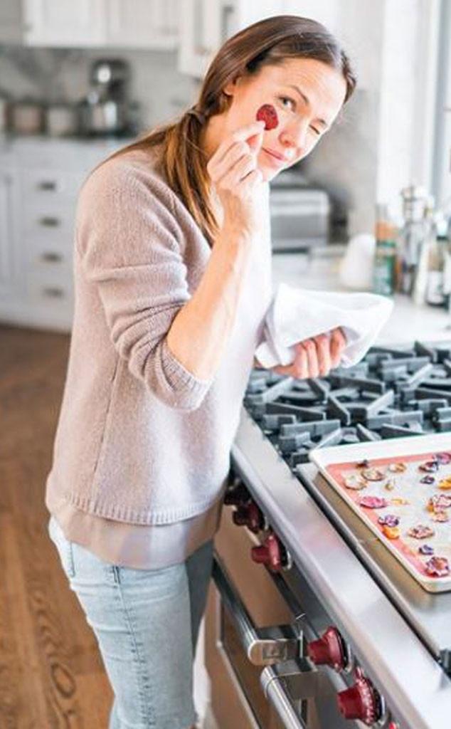 Jennifer Garner, Cooking
