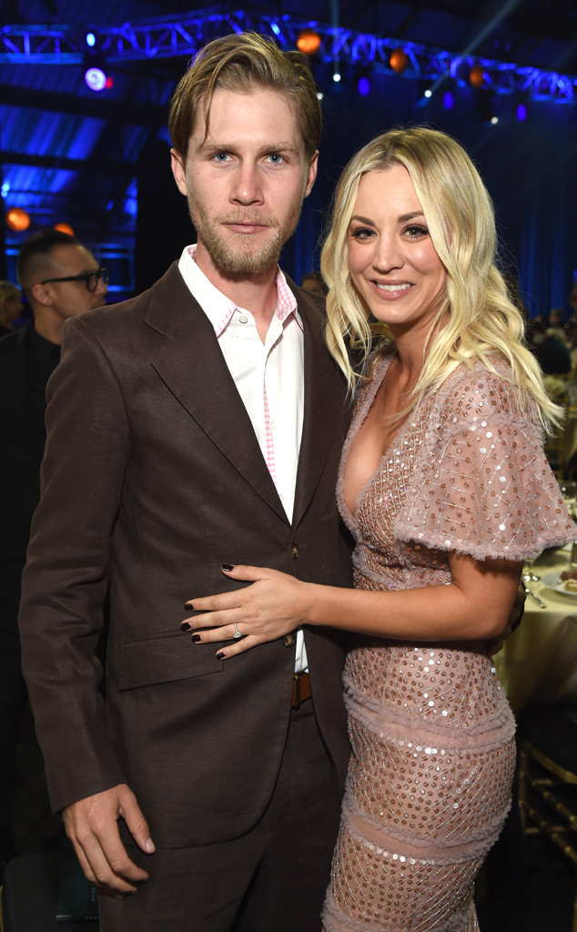 Kaley Cuoco, Karl Cook