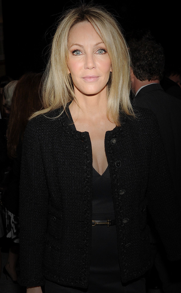 Heather Locklear Returns to Social Media Amid Legal and ...