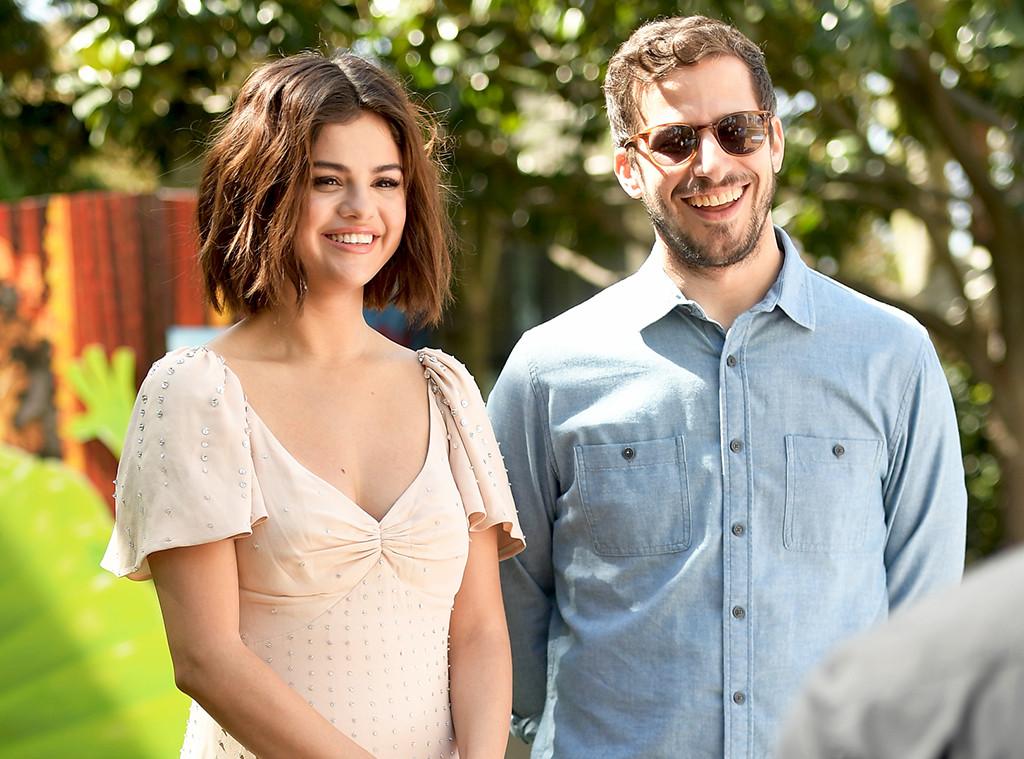 Selena Gomez, Andy Samberg