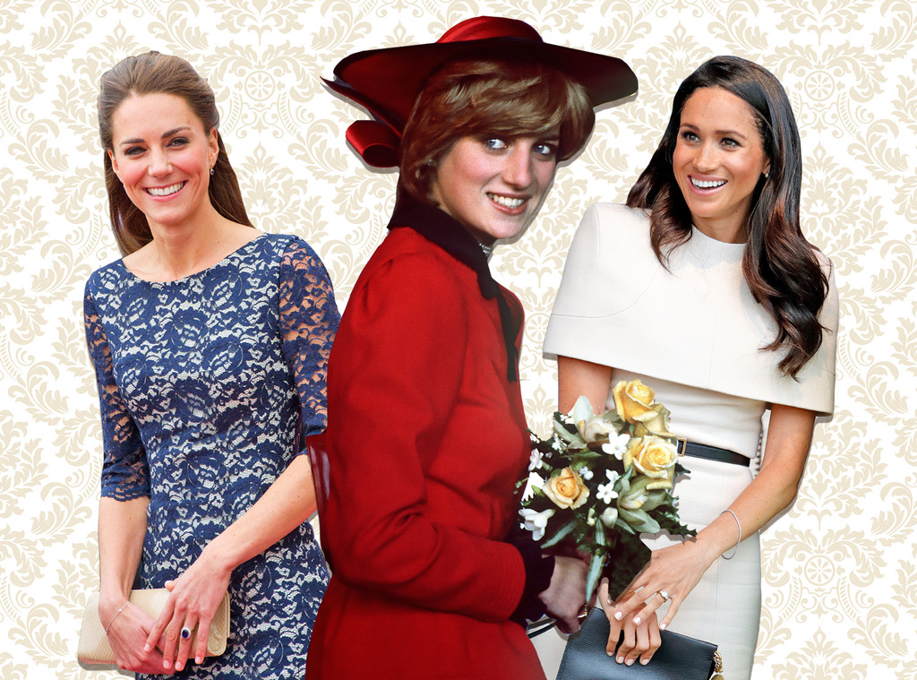 Why Princess Diana's First Months as a Royal Were So Different From Meghan Markle and Kate Middleton's Newlywed Days
