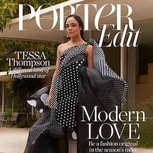 Tessa Thompson, Net-A-Porter