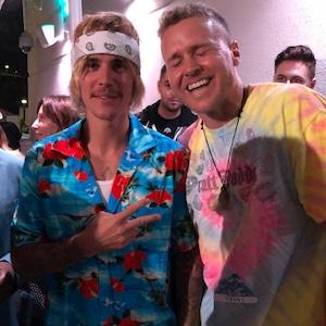 Justin Bieber, Spencer Pratt, Twitter