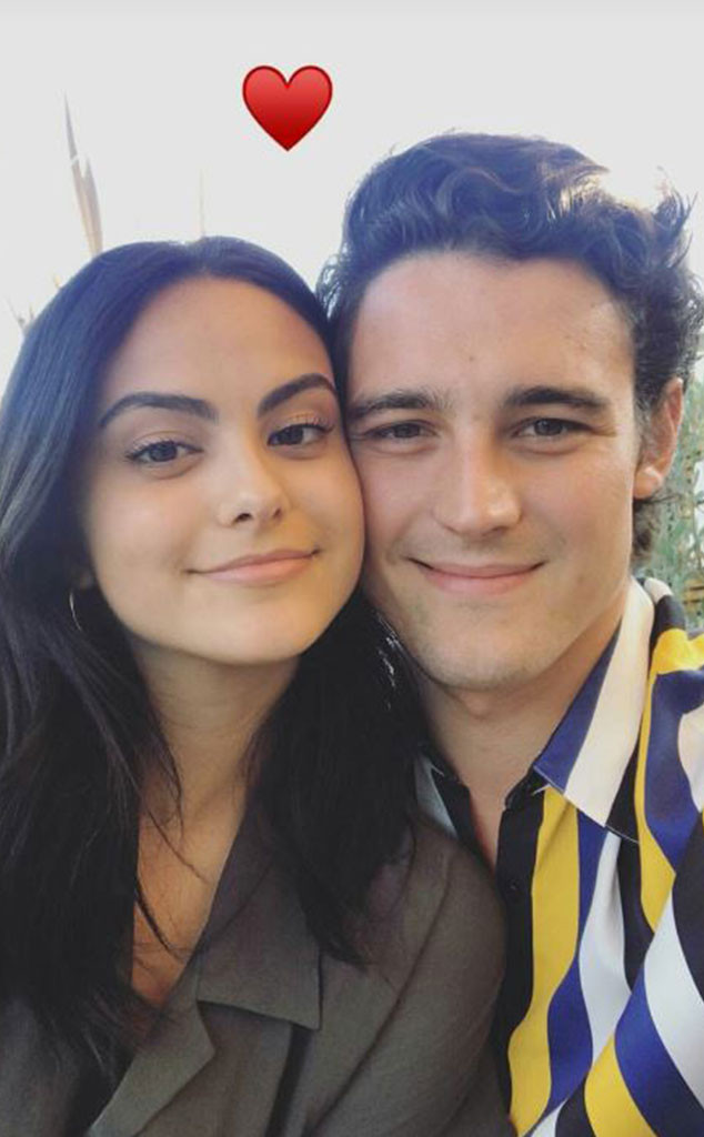 Camila Mendes, Victor Houston
