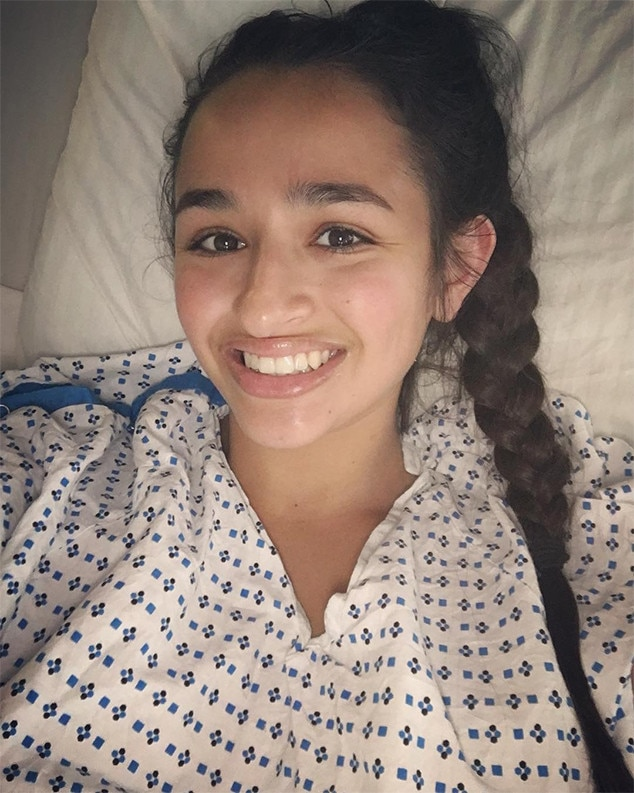 Jazz Jennings posts photo after gender confirmation surgery