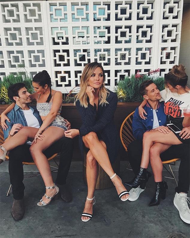 Bachelor, Becca Tilley, JoJo Fletcher, Jordan Rodgers, Ashley Iaconetti, Jared Haibon, Wango Tango 2018