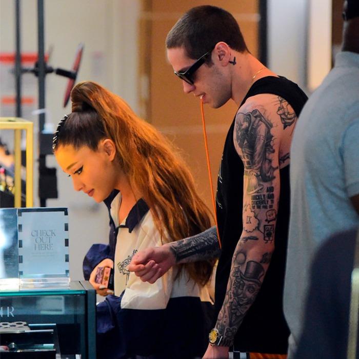 pete davidson tattoos