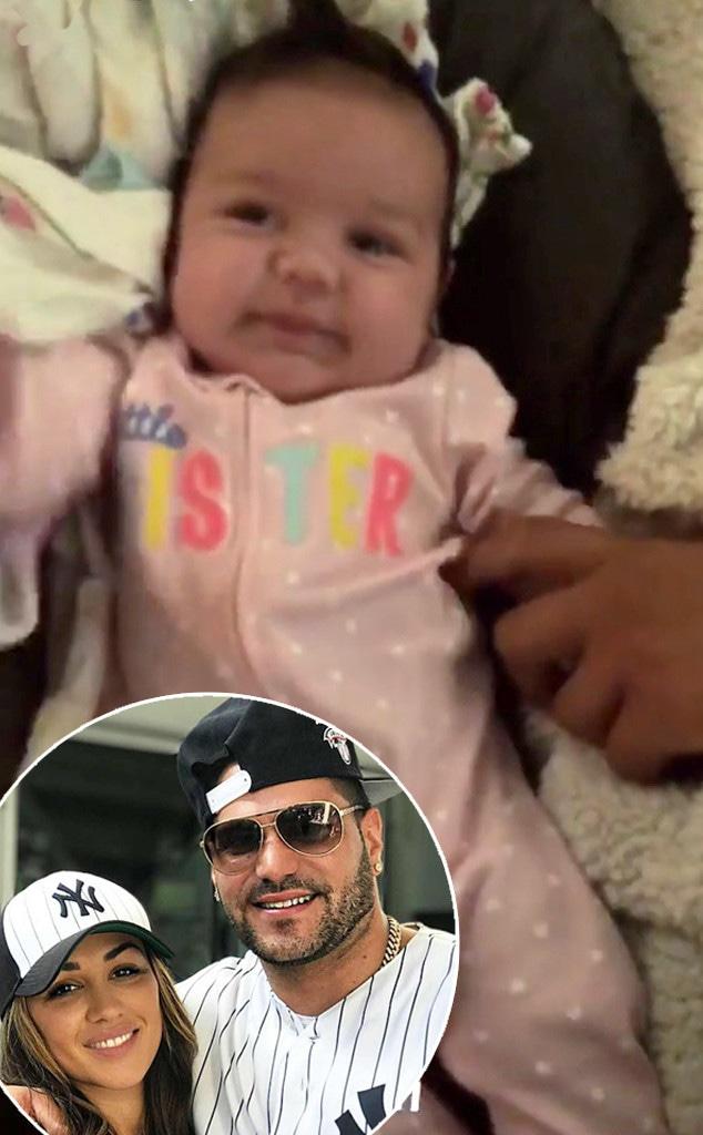 Jen Harley, Ronnie Ortiz-Magro, Ariana, Instagram