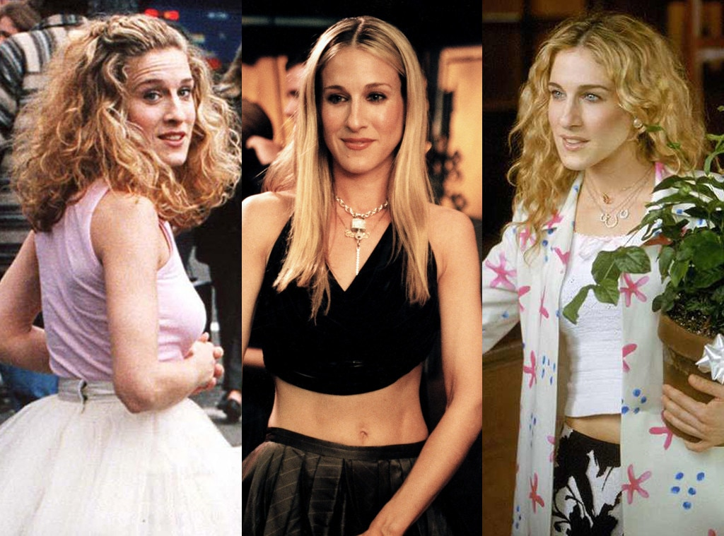 Carrie bradshaw from sex the city