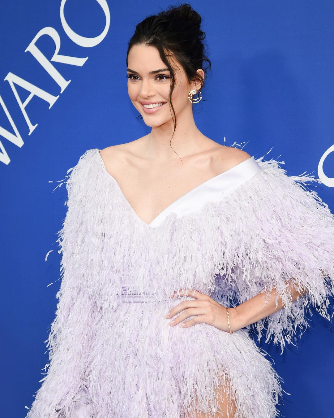 Kendall Jenner, CFDA 2018