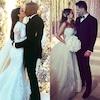 Kim Kardashian, Kanye West, Sofia Vergara, Joe Manganiello, Wedding