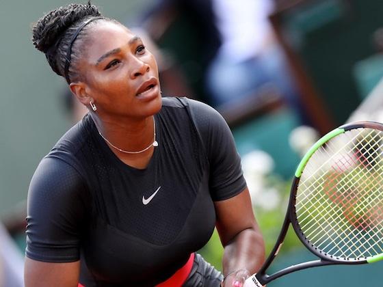 Serena Williams déclare forfait avant le match contre Maria Sharapova à Roland-Garros