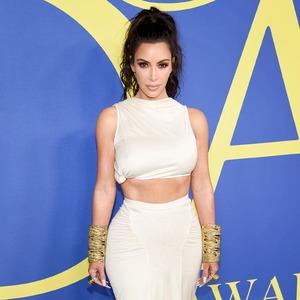 Kim Kardashian, CFDA 2018