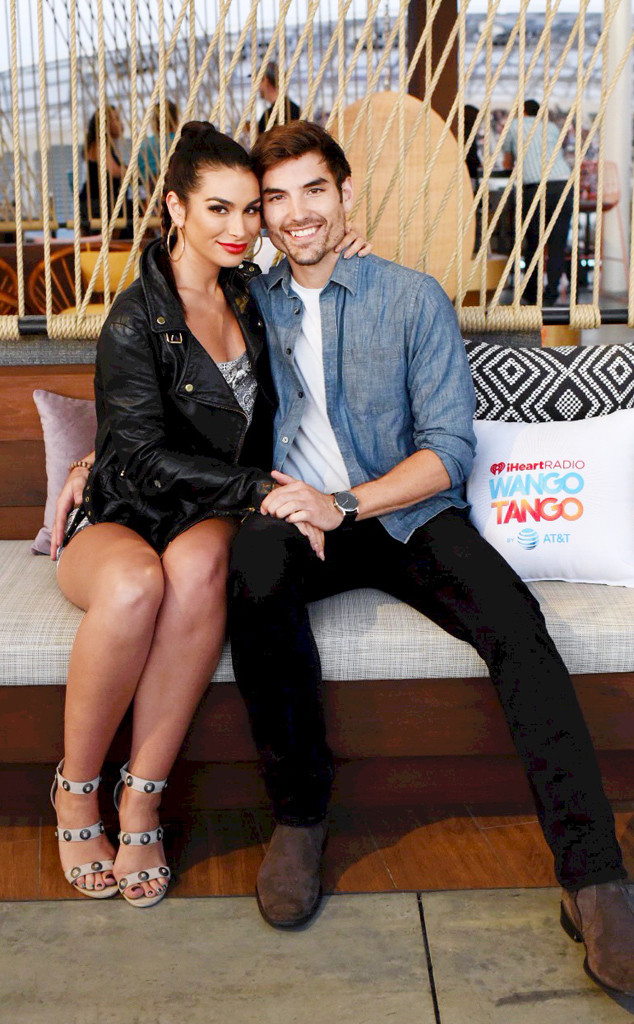 Ashley Iaconetti, Jared Haibon, Wango Tango 2018