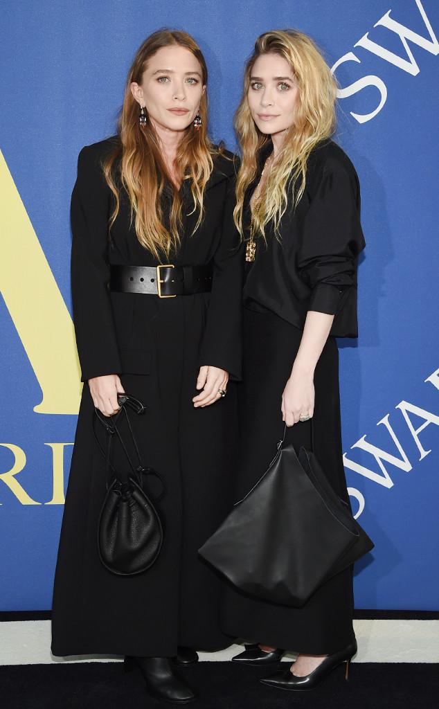 Mary-Kate Olsen, Ashley Olsen, CFDA 2018