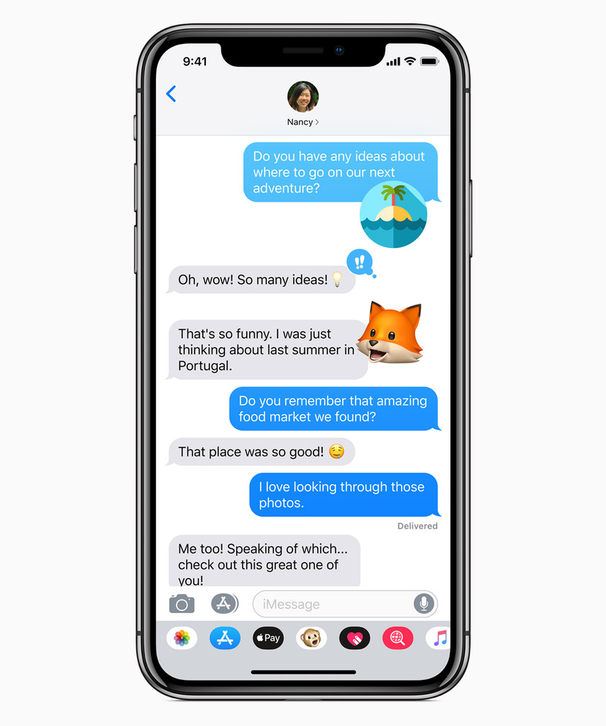 Apple iOS 12 Preview