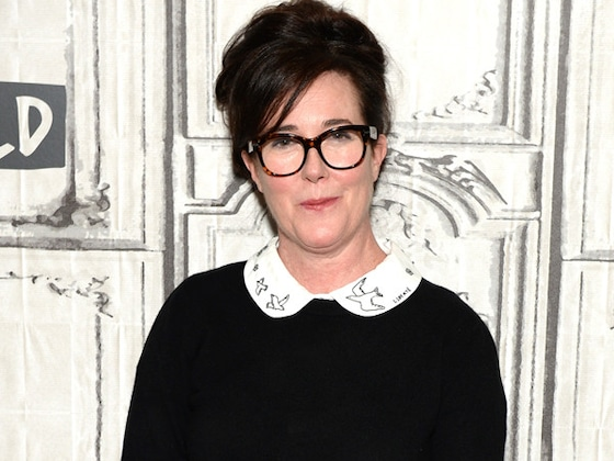 Kate Spade Laid to Rest in Hometown Funeral